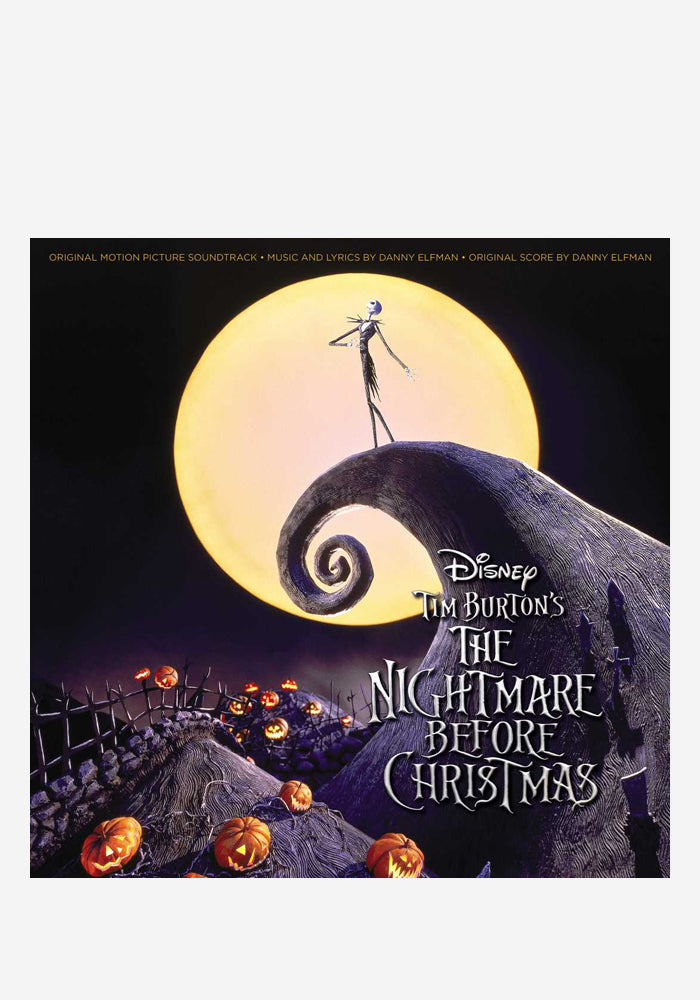 various artists soundtrack the nightmare before christmas 2 lp - A Nightmare Before Christmas 2