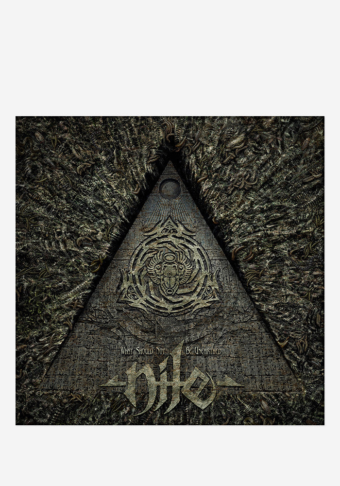 NILE What Should Not Be Unearthed With Autographed Booklet