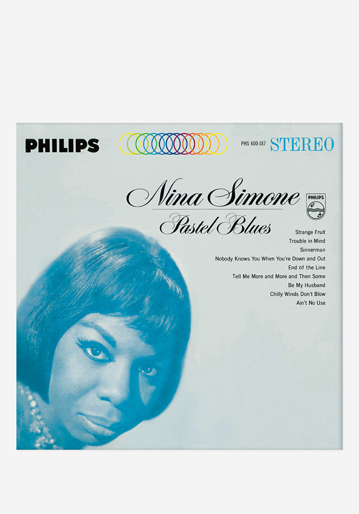 NINA SIMONE Pastel Blues (Ogv) LP