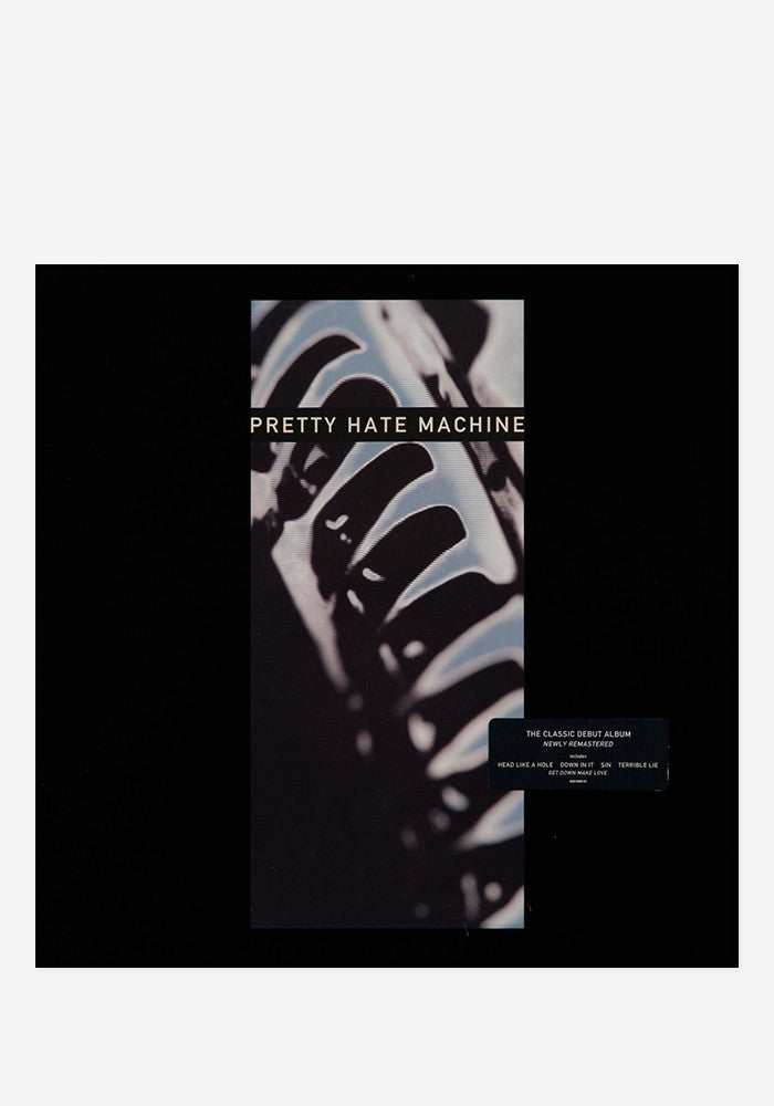 NINE INCH NAILS Pretty Hate Machine 2010 2 LP