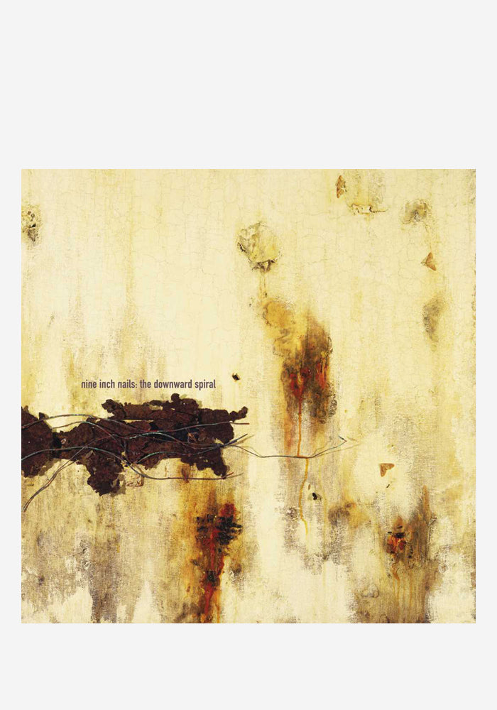 Nine Inch Nails-The Downward Spiral 2 LP Vinyl | Newbury Comics