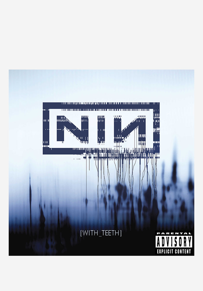 NINE INCH NAILS With Teeth 2LP