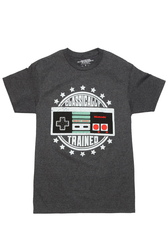 NINTENDO Classically Trained Controller T-Shirt