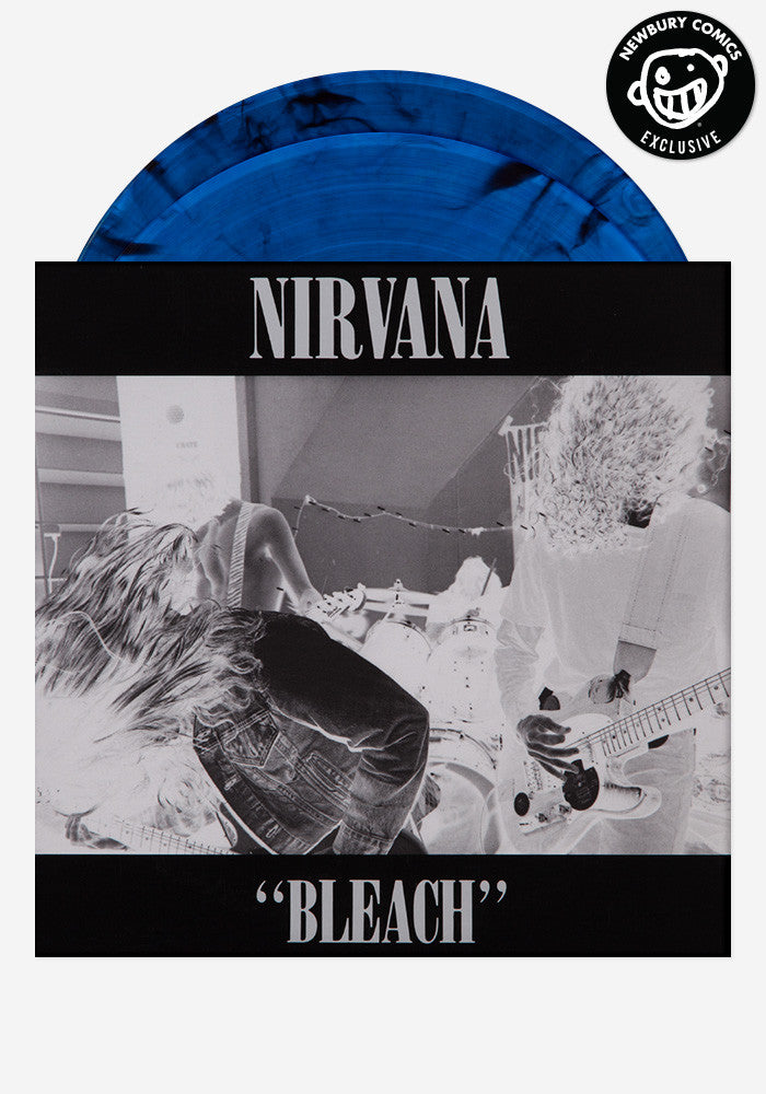 NIRVANA Bleach Deluxe Exclusive 2 LP