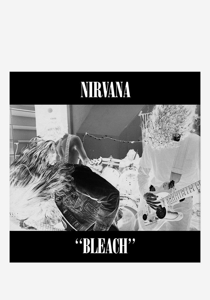 NIRVANA Bleach LP