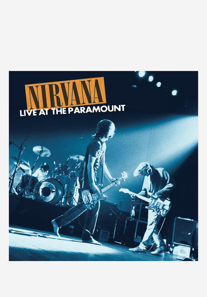 NIRVANA Nirvana Live At The Paramount 2LP