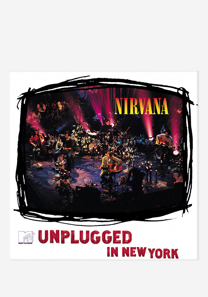 NIRVANA Unplugged In New York LP