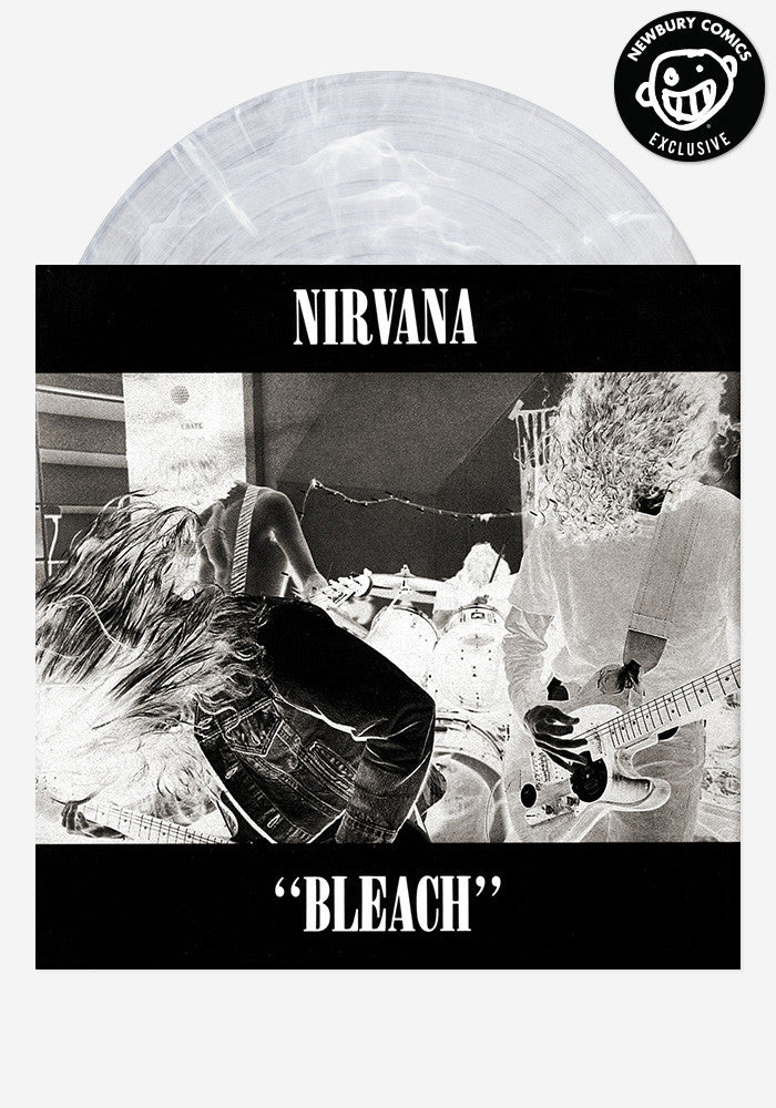 NIRVANA Bleach Exclusive LP