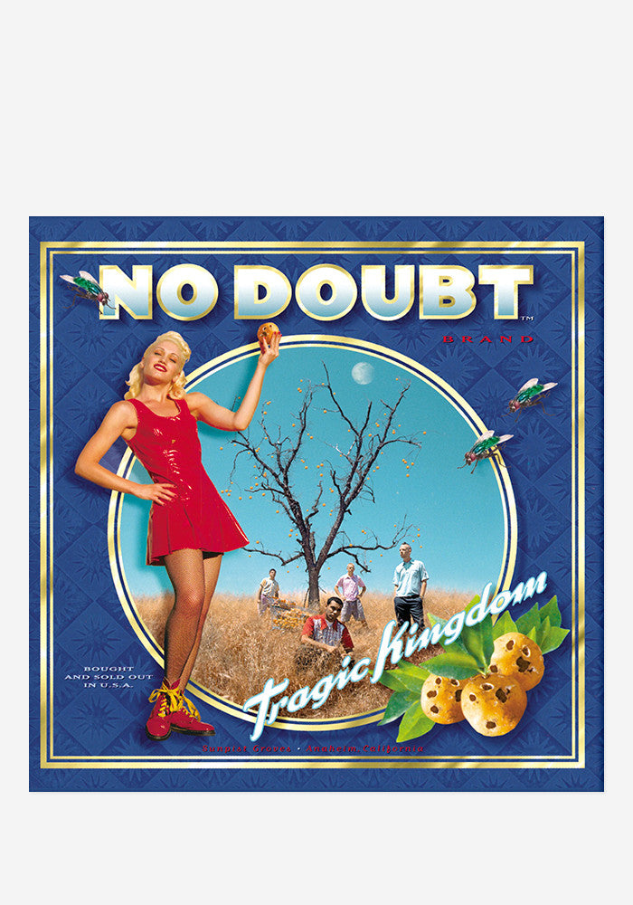 NO DOUBT Tragic Kingdom LP