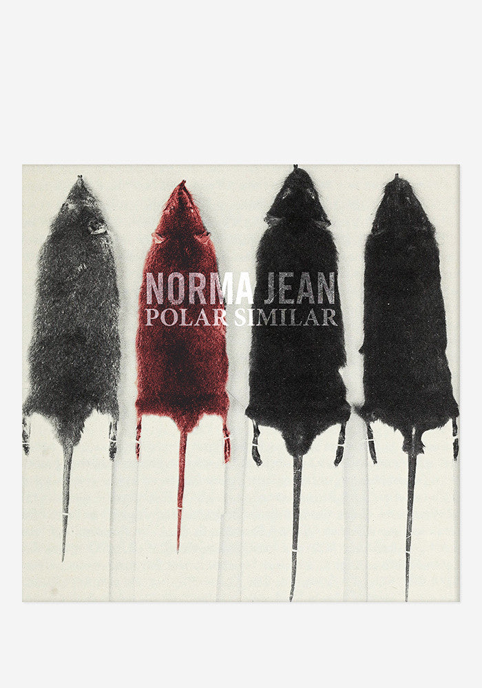NORMA JEAN Polar Similar With Autographed CD Booklet