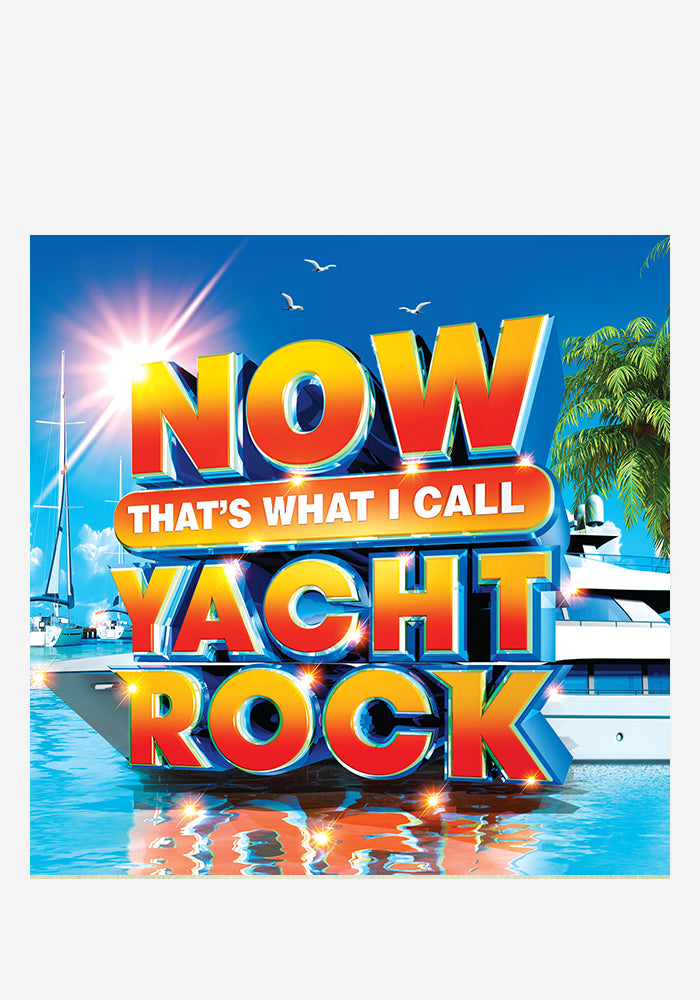 VARIOUS ARTISTS Now That's What I Call Yacht Rock 2LP (Color)