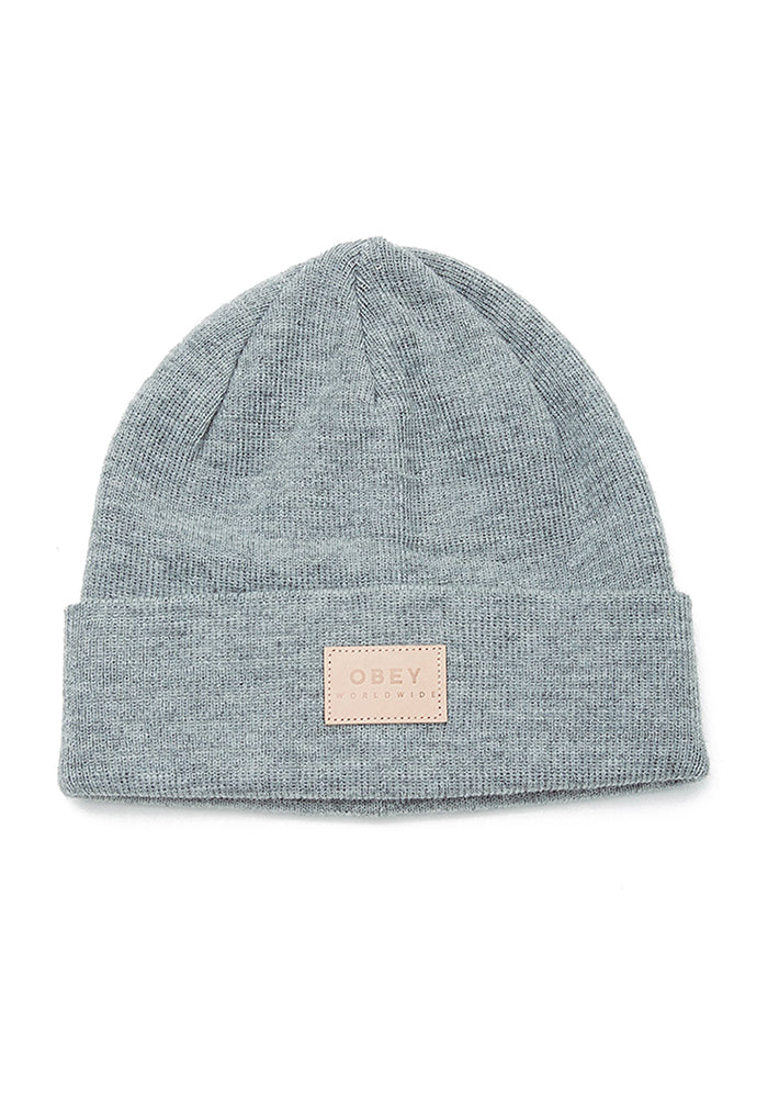 OBEY OBEY Briean Beanie - Heather Grey