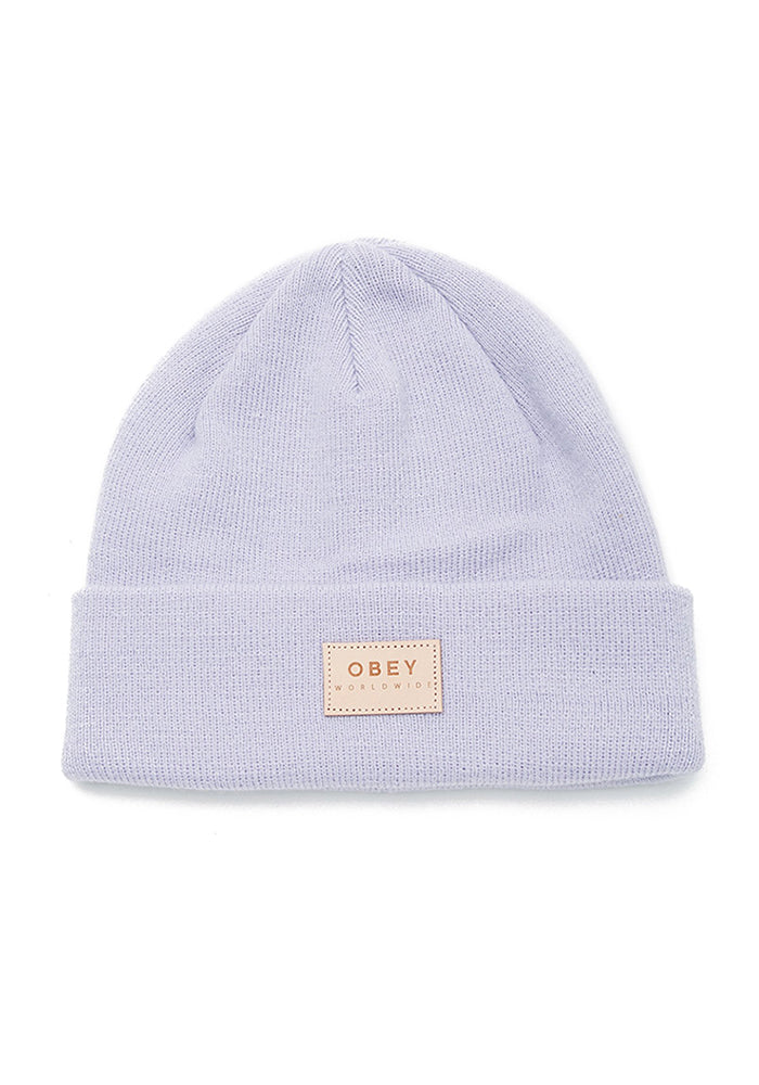OBEY OBEY Briean Beanie - Periwinkle