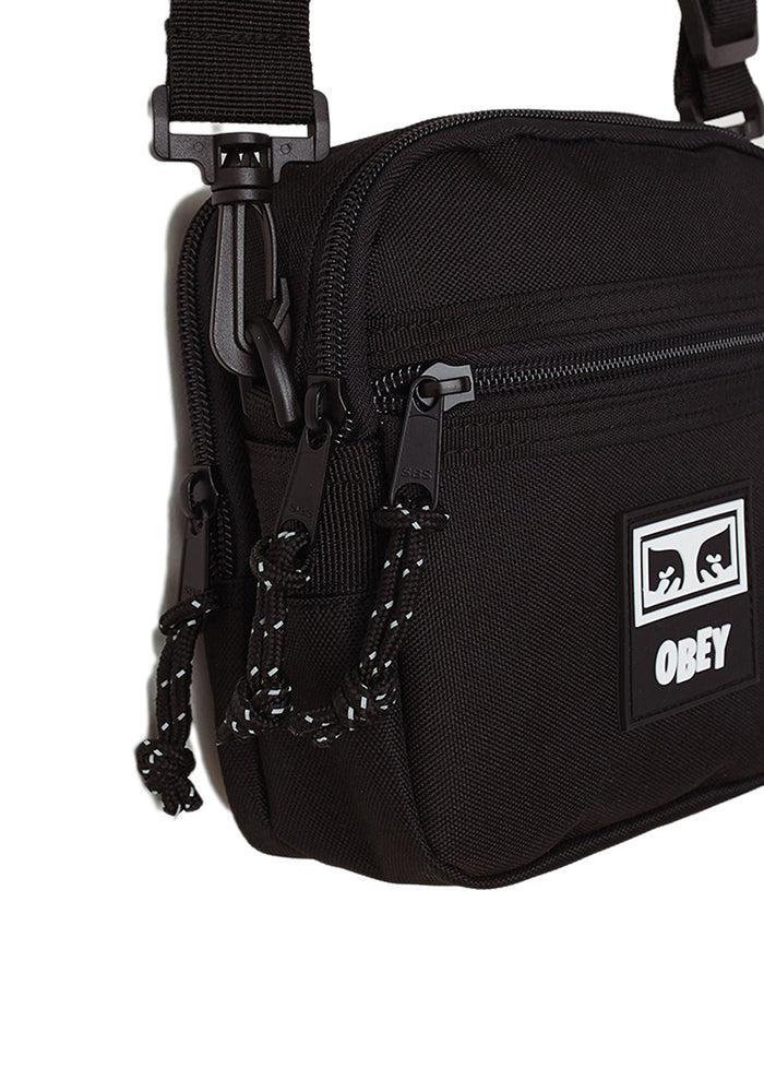 OBEY OBEY Conditions III Traveler Bag - Black
