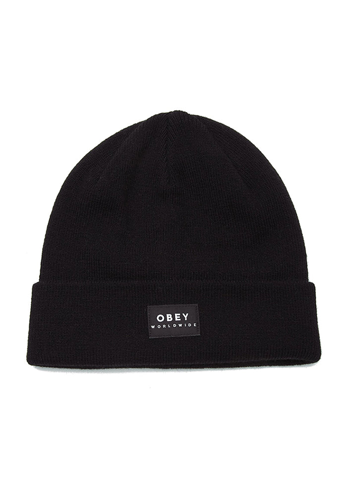 OBEY OBEY Vernon II Beanie - Black