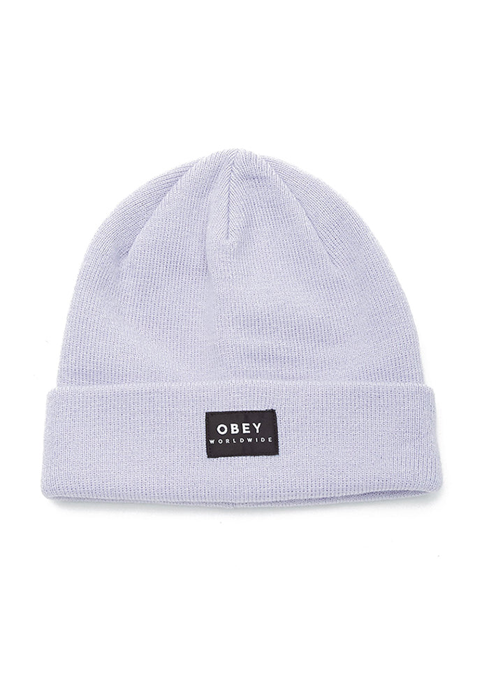 OBEY OBEY Vernon II Beanie - Periwinkle