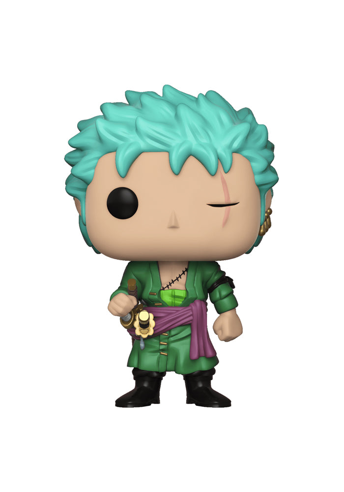 ONE PIECE Funko Pop! Anime: One Piece - Roronoa Zoro