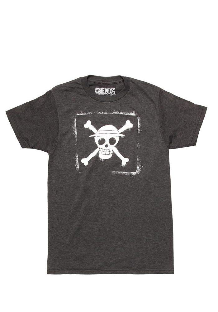 ONE PIECE Straw Hat Pirates Skull T-Shirt