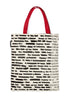 OUT OF PRINT Banned Book Tote Bag