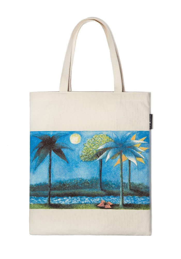 OUT OF PRINT Where The Wild Things Are Tote Bag