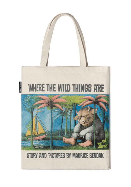 Out Of Print Where The Wild Things Are Tote Bag Newbury Comics