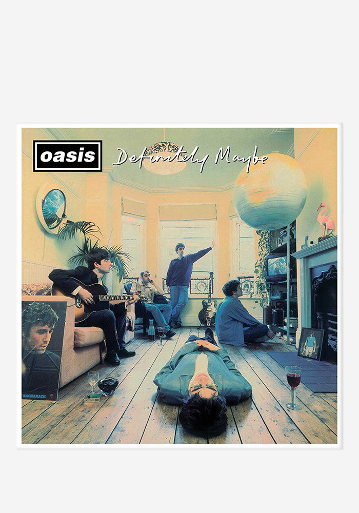 OASIS Definitely Maybe  2 LP