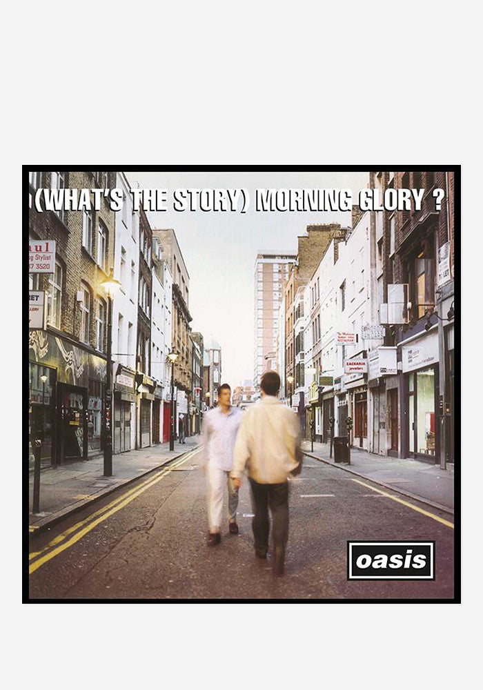OASIS What's The Story Morning 2 LP