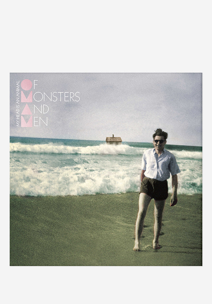 OF MONSTERS AND MEN My Head Is An Animal 2 LP