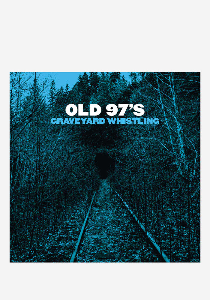 OLD 97'S Graveyard Whistling With Autographed CD Booklet