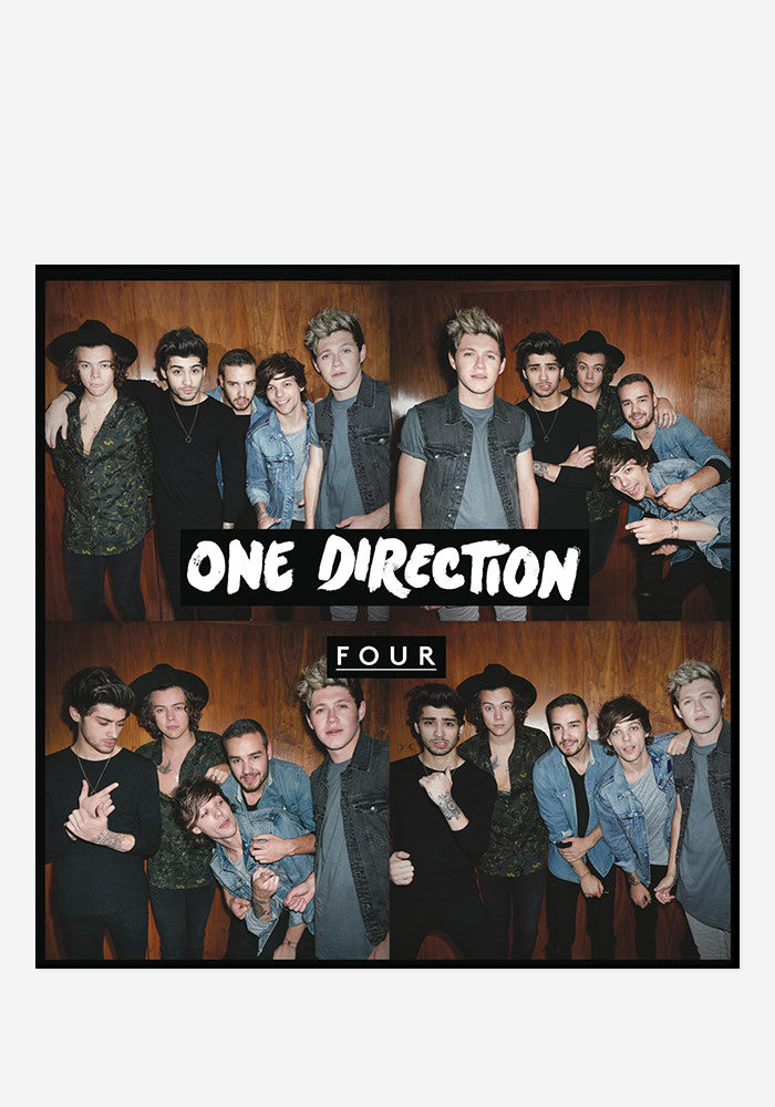 ONE DIRECTION Four 2 LP