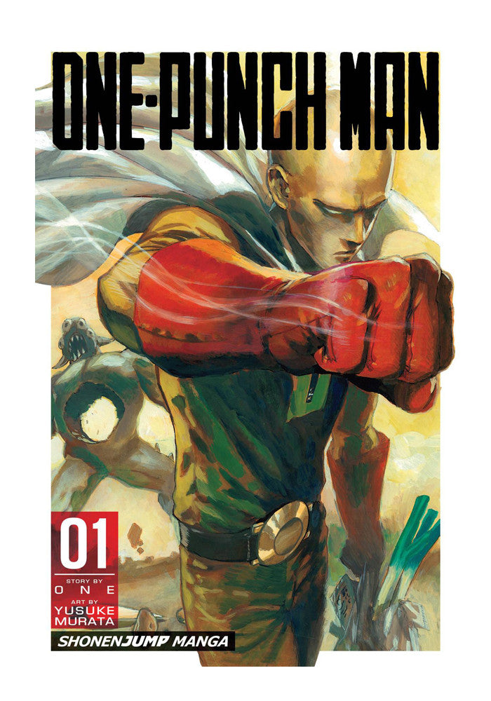 VIZ MEDIA One Punch Man Vol 1 Graphic Novel