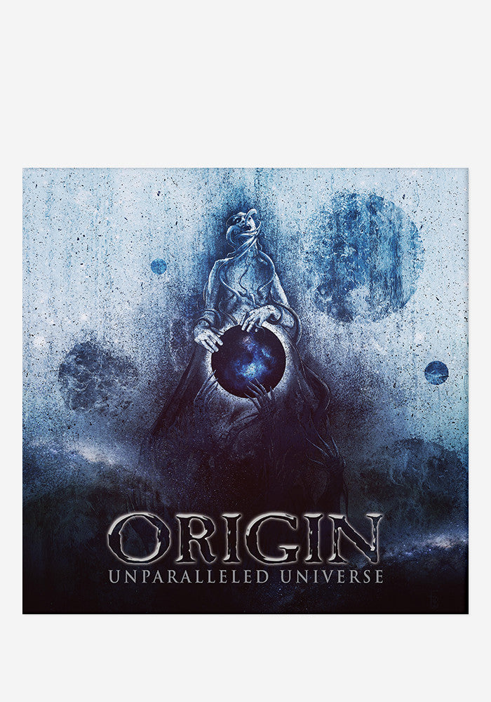 ORIGIN Unparalleled Universe With Autographed CD Booklet