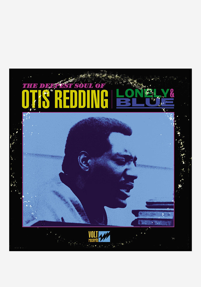 OTIS REDDING Lonely & Blue: The Deepest Soul of Otis Redding LP