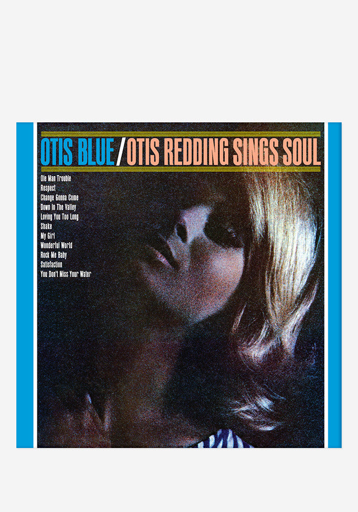 OTIS REDDING Otis Blue LP