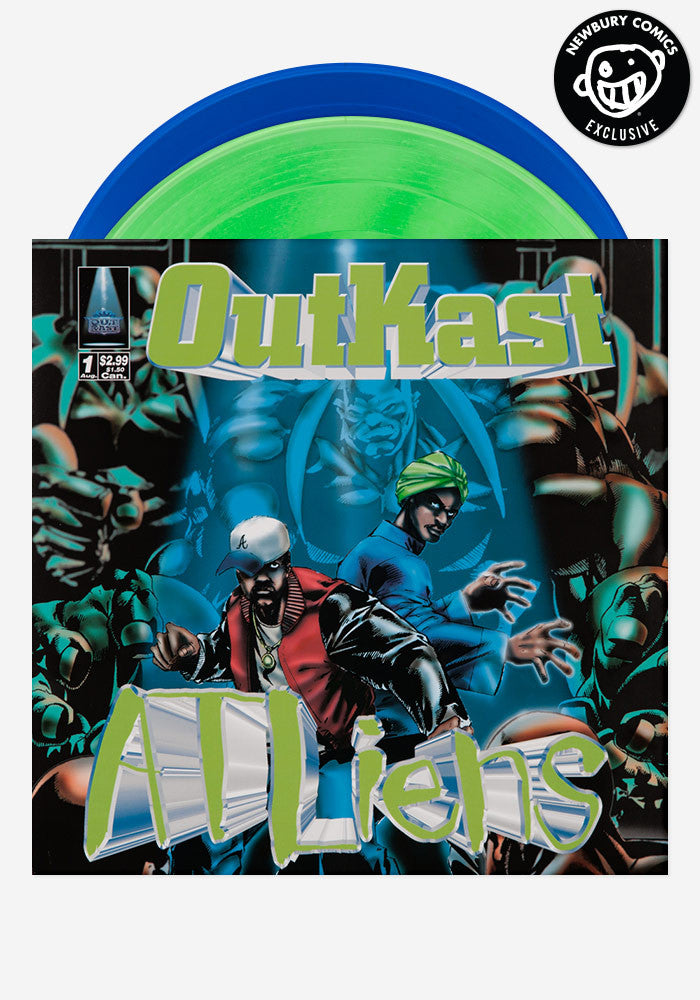 OUTKAST ATliens Exclusive 2 LP
