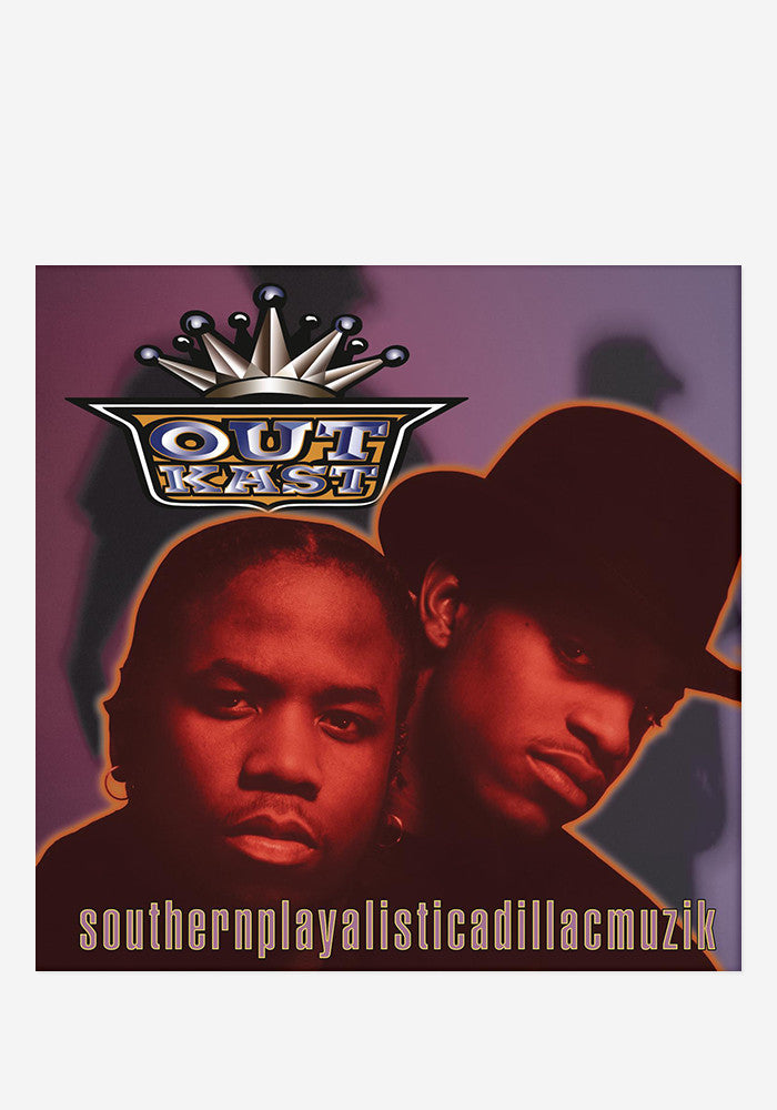 OUTKAST Southernplayalisticadillac LP