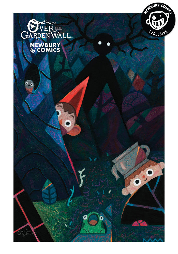 BOOM STUDIOS Over The Garden Wall (Ongoing) #1 Corey Booth Exclusive Variant Comic