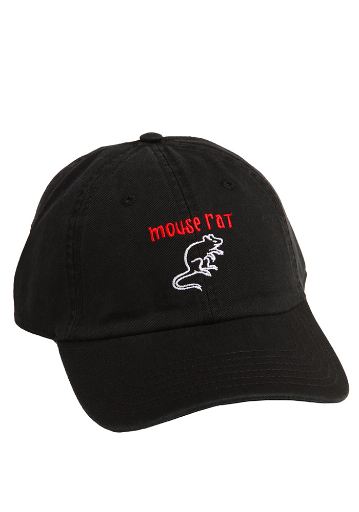 PARKS AND RECREATION Mouse Rat Band Logo Adjustable Hat