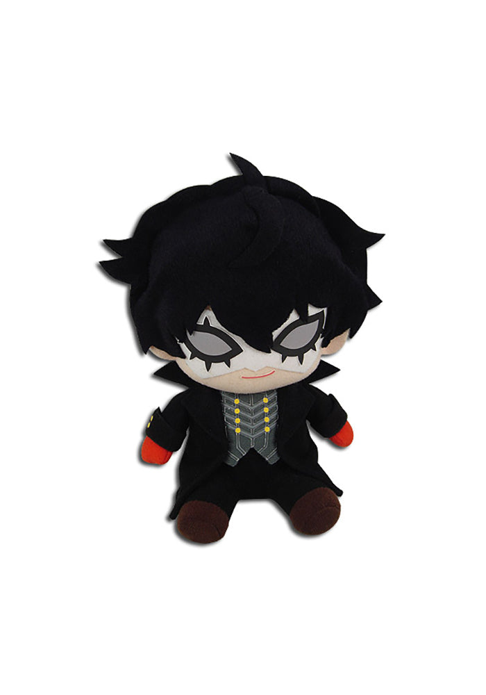 "PERSONA 5 Phantom Thief Joker Sitting 6"" Plush"