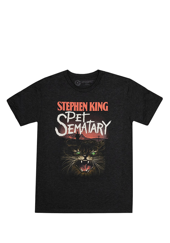 PET SEMATARY Out Of Print: Pet Sematary Book Cover T-Shirt