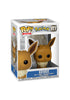 POKEMON Funko Pop! Games: Pokemon - Eevee