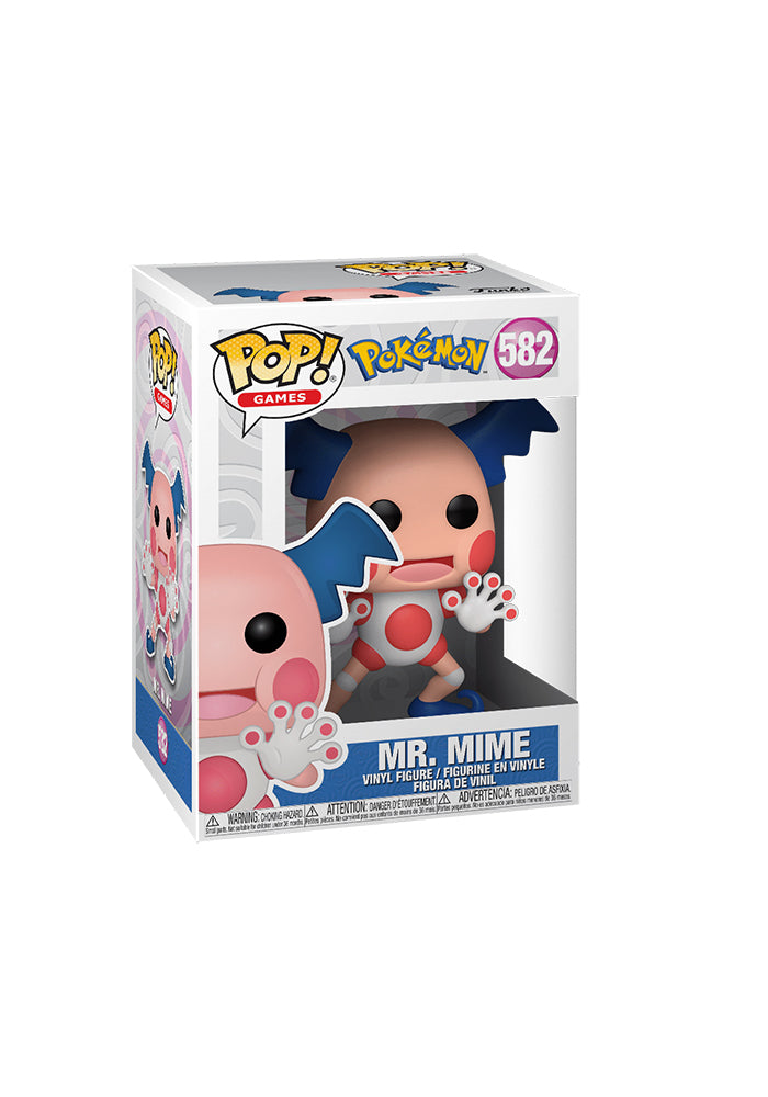 POKEMON Funko Pop! Games: Pokemon - Mr. Mime