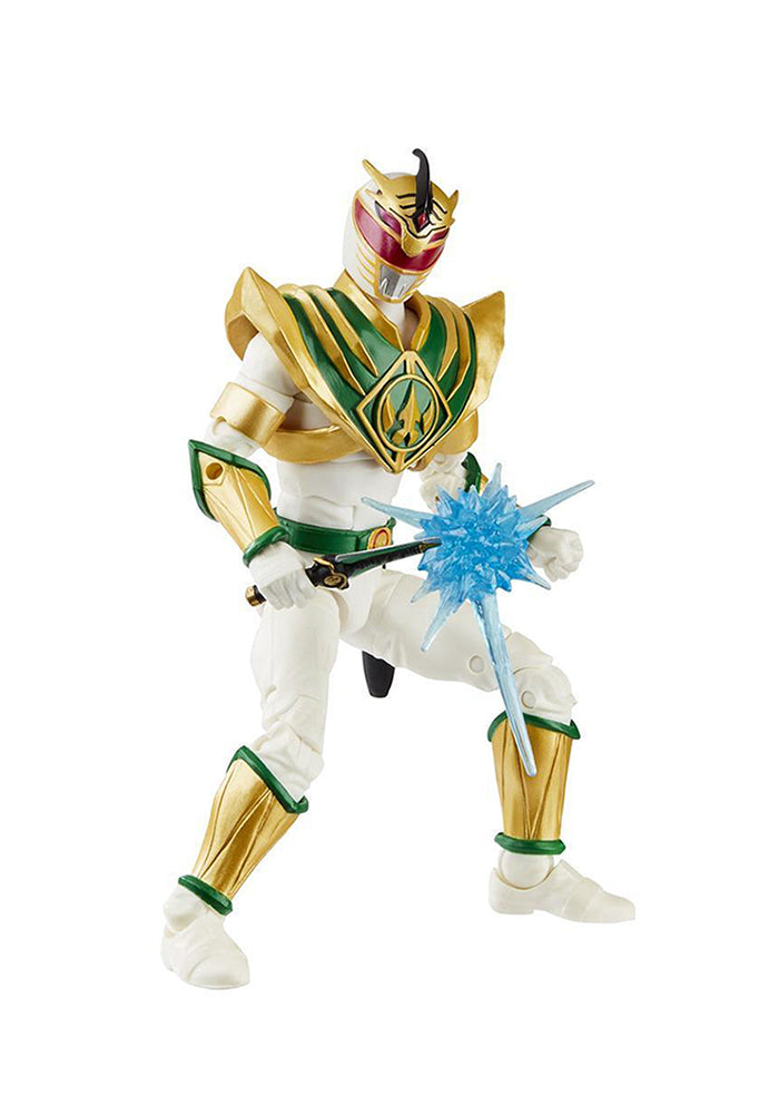 POWER RANGERS Power Rangers Lightning Collection 6-Inch Action Figure - Mighty Morphin Lord Drakkon