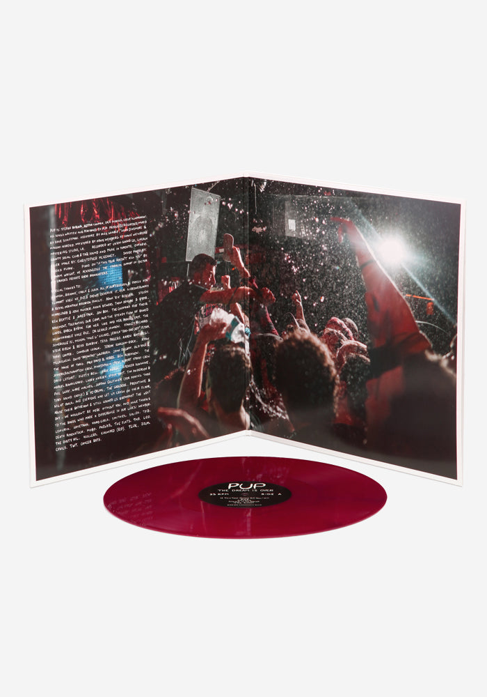 PUP The Dream Is Over Exclusive LP