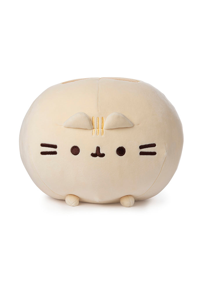 "PUSHEEN Pusheen Round Squisheen 11"" Plush - Orange"