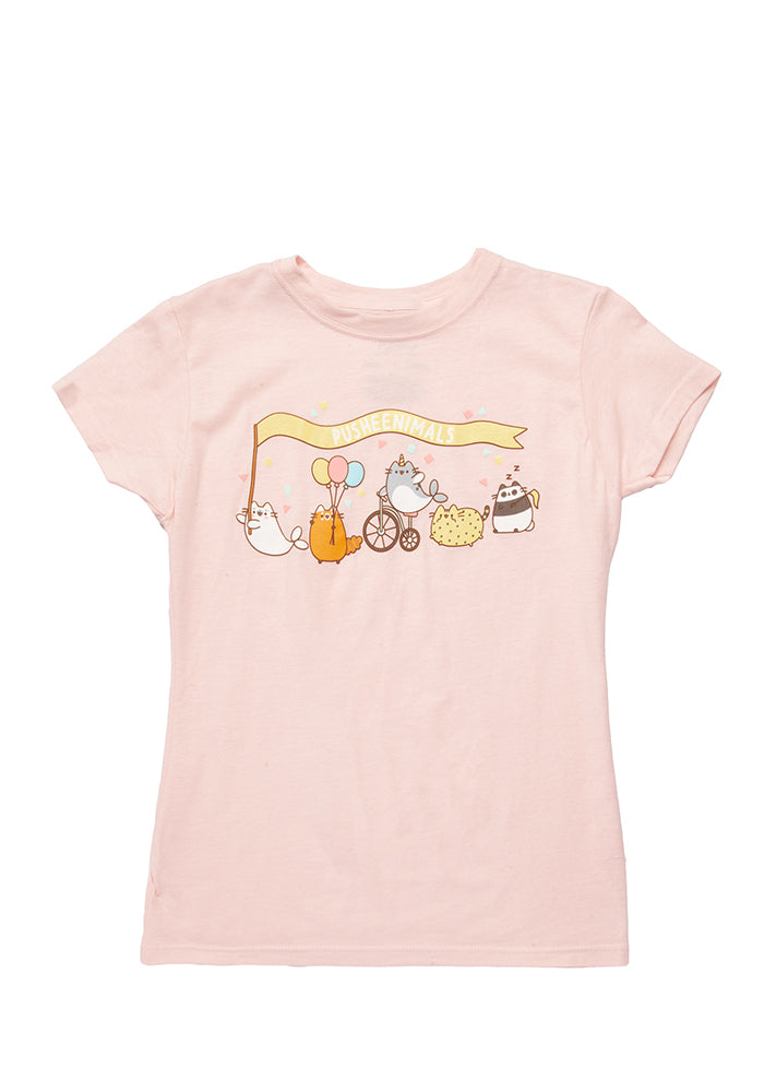 PUSHEEN Pusheenimals Parade Women's T-shirt
