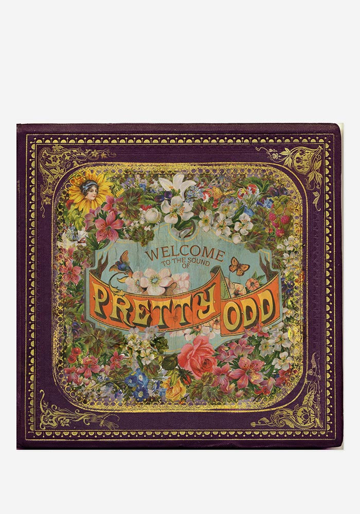 PANIC! AT THE DISCO Pretty. Odd. LP
