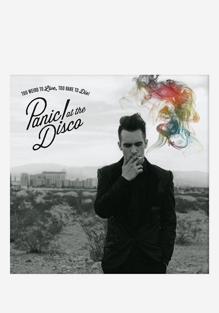 PANIC! AT THE DISCO Too Weird To Live,Too Rare To Die LP