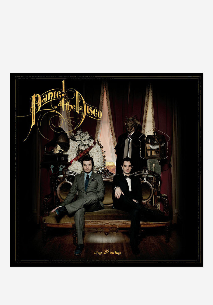 PANIC! AT THE DISCO Vices And Virtues LP