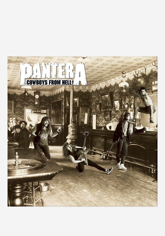 PANTERA Cowboys From Hell 2 LP